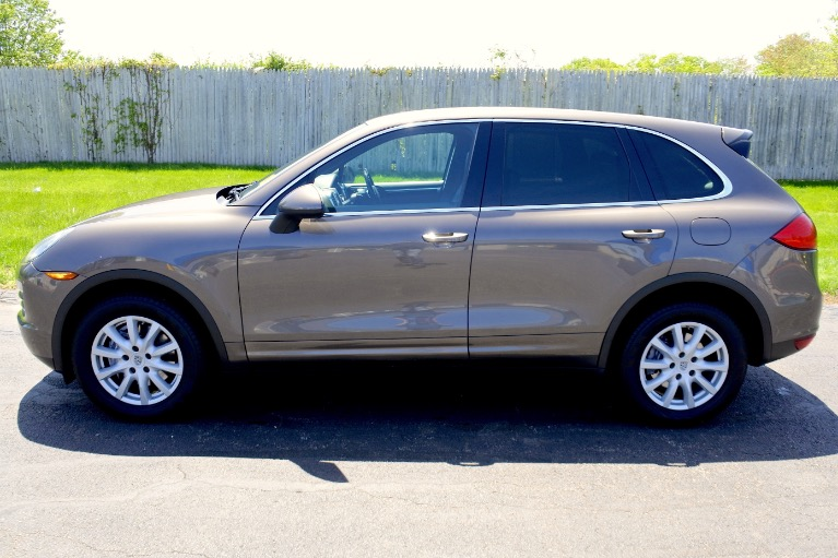 Used 2011 Porsche Cayenne AWD Used 2011 Porsche Cayenne AWD for sale  at Metro West Motorcars LLC in Shrewsbury MA 2
