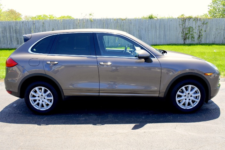 Used 2011 Porsche Cayenne AWD Used 2011 Porsche Cayenne AWD for sale  at Metro West Motorcars LLC in Shrewsbury MA 6