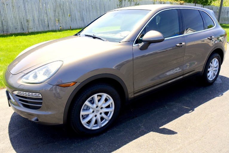 Used Used 2011 Porsche Cayenne AWD for sale $17,880 at Metro West Motorcars LLC in Shrewsbury MA
