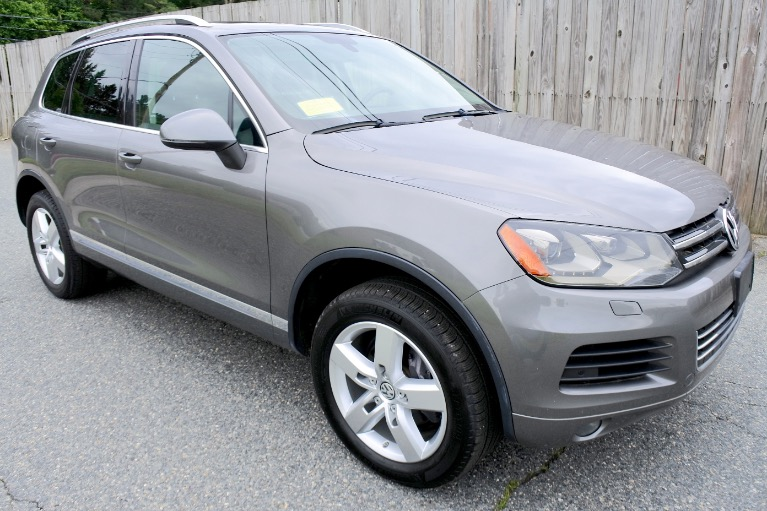 Used 2011 Volkswagen Touareg TDI Lux Used 2011 Volkswagen Touareg TDI Lux for sale  at Metro West Motorcars LLC in Shrewsbury MA 7