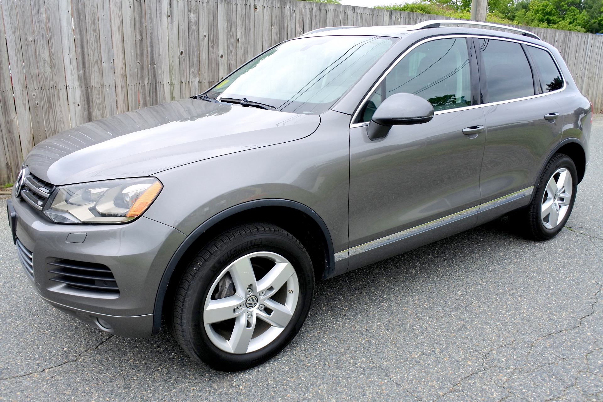Used 2011 Volkswagen Touareg Tdi Lux For Sale 13 800 Metro West Motorcars Llc Stock 006889