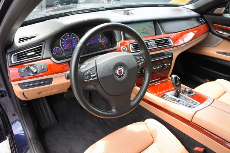 Used 2013 BMW Alpina B7 LWB xDrive AWD Used 2013 BMW Alpina B7 LWB xDrive AWD for sale  at Metro West Motorcars LLC in Shrewsbury MA 14