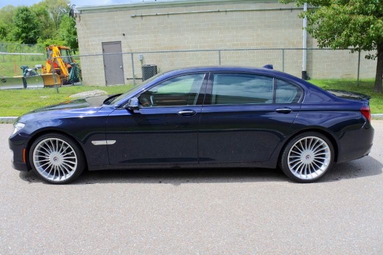 Used 2013 BMW Alpina B7 LWB xDrive AWD Used 2013 BMW Alpina B7 LWB xDrive AWD for sale  at Metro West Motorcars LLC in Shrewsbury MA 2