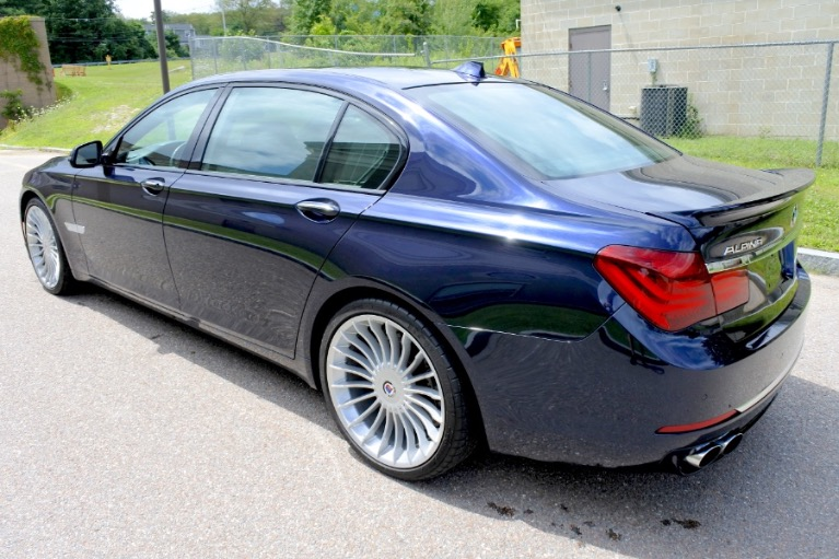 Used 2013 BMW Alpina B7 LWB xDrive AWD Used 2013 BMW Alpina B7 LWB xDrive AWD for sale  at Metro West Motorcars LLC in Shrewsbury MA 3