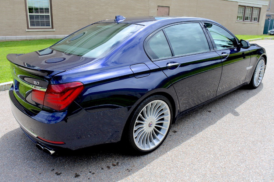 Used 2013 BMW Alpina B7 ALPINA B7 LWB xDrive AWD Used 2013 BMW Alpina B7 ALPINA B7 LWB xDrive AWD for sale  at Metro West Motorcars LLC in Shrewsbury MA 5