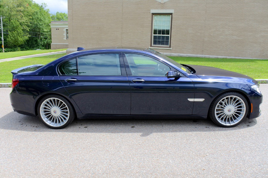 Used 2013 BMW Alpina B7 ALPINA B7 LWB xDrive AWD Used 2013 BMW Alpina B7 ALPINA B7 LWB xDrive AWD for sale  at Metro West Motorcars LLC in Shrewsbury MA 6