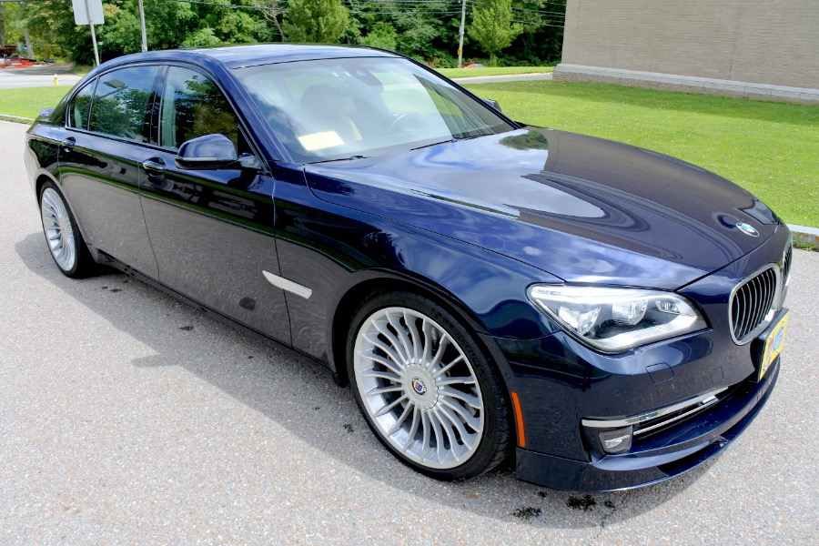 Used 2013 BMW Alpina B7 ALPINA B7 LWB xDrive AWD Used 2013 BMW Alpina B7 ALPINA B7 LWB xDrive AWD for sale  at Metro West Motorcars LLC in Shrewsbury MA 7