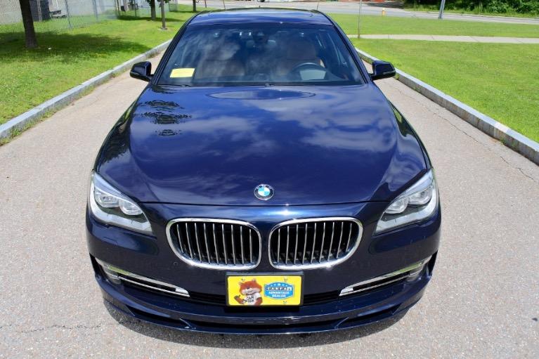 Used 2013 BMW Alpina B7 LWB xDrive AWD Used 2013 BMW Alpina B7 LWB xDrive AWD for sale  at Metro West Motorcars LLC in Shrewsbury MA 8
