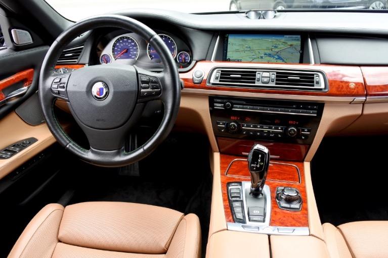 Used 2013 BMW Alpina B7 LWB xDrive AWD Used 2013 BMW Alpina B7 LWB xDrive AWD for sale  at Metro West Motorcars LLC in Shrewsbury MA 9