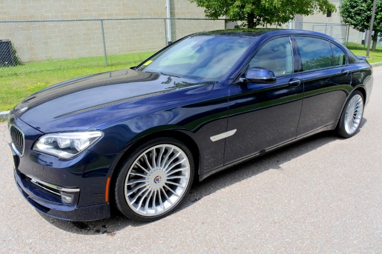 Used Used 2013 BMW Alpina B7 LWB xDrive AWD for sale $39,900 at Metro West Motorcars LLC in Shrewsbury MA