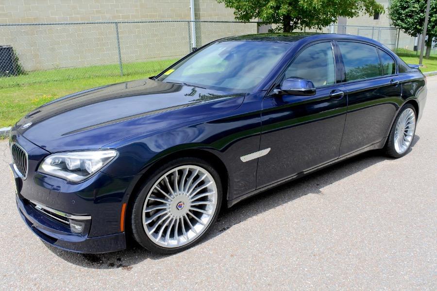 Used 2013 BMW ALPINA B7 LWB xDrive AWD ALPINA B7 LWB xDrive AWD Used 2013 BMW ALPINA B7 LWB xDrive AWD ALPINA B7 LWB xDrive AWD for sale  at Metro West Motorcars LLC in Shrewsbury MA 1