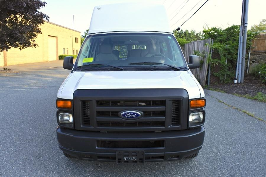 Used 2014 Ford Econoline E-250 Wheelchair Van Used 2014 Ford Econoline E-250 Wheelchair Van for sale  at Metro West Motorcars LLC in Shrewsbury MA 8