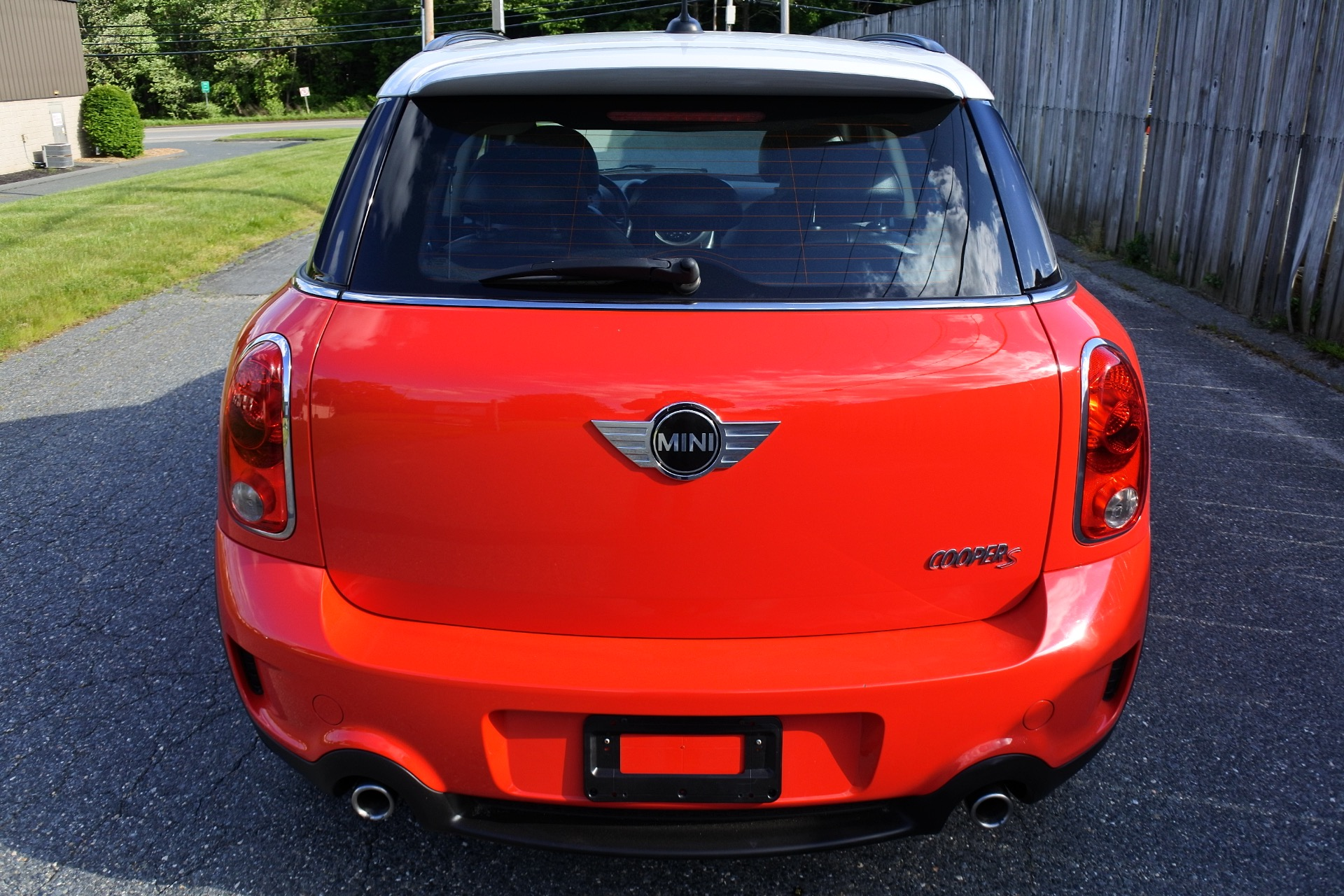 Used 2012 Mini Cooper Countryman AWD 4dr S ALL4 Used 2012 Mini Cooper Countryman AWD 4dr S ALL4 for sale  at Metro West Motorcars LLC in Shrewsbury MA 4