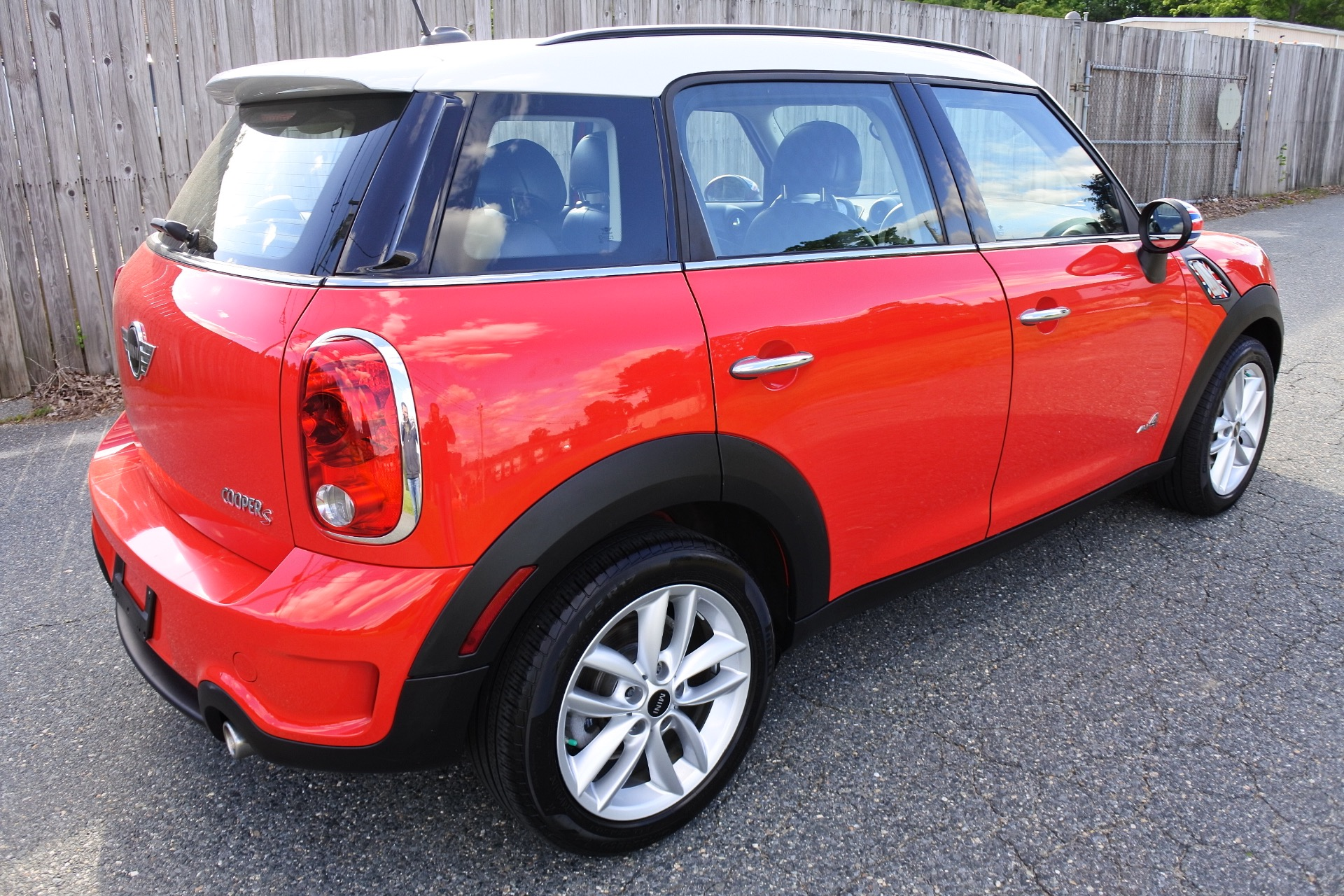 Used 2012 Mini Cooper Countryman AWD 4dr S ALL4 Used 2012 Mini Cooper Countryman AWD 4dr S ALL4 for sale  at Metro West Motorcars LLC in Shrewsbury MA 5