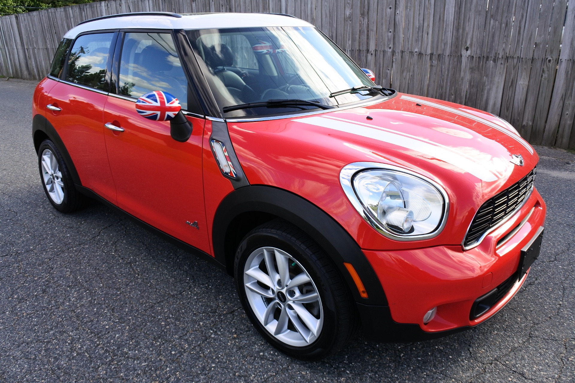 Used 2012 Mini Cooper Countryman AWD 4dr S ALL4 Used 2012 Mini Cooper Countryman AWD 4dr S ALL4 for sale  at Metro West Motorcars LLC in Shrewsbury MA 7