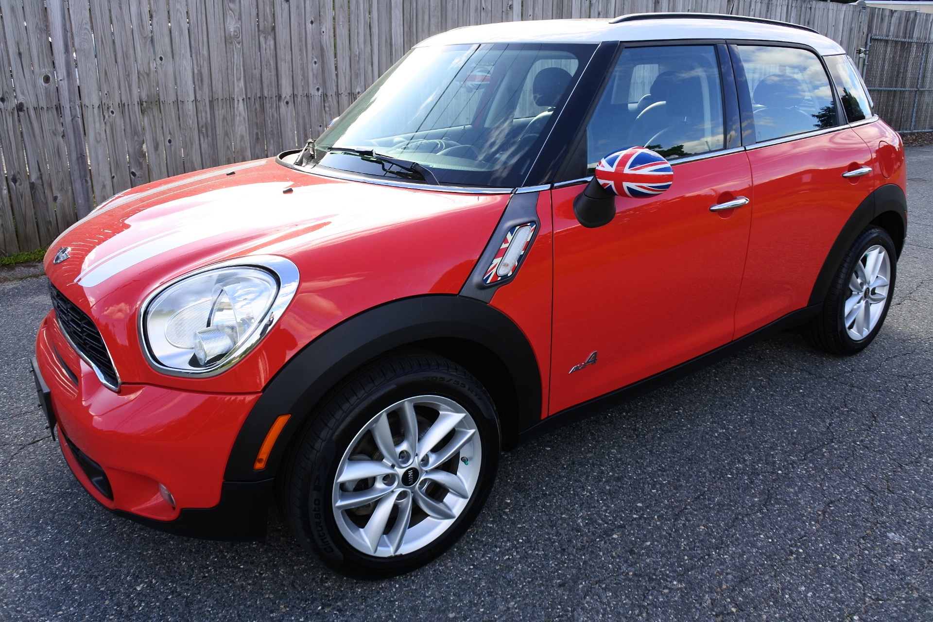 Used 2012 Mini Cooper Countryman AWD 4dr S ALL4 Used 2012 Mini Cooper Countryman AWD 4dr S ALL4 for sale  at Metro West Motorcars LLC in Shrewsbury MA 1