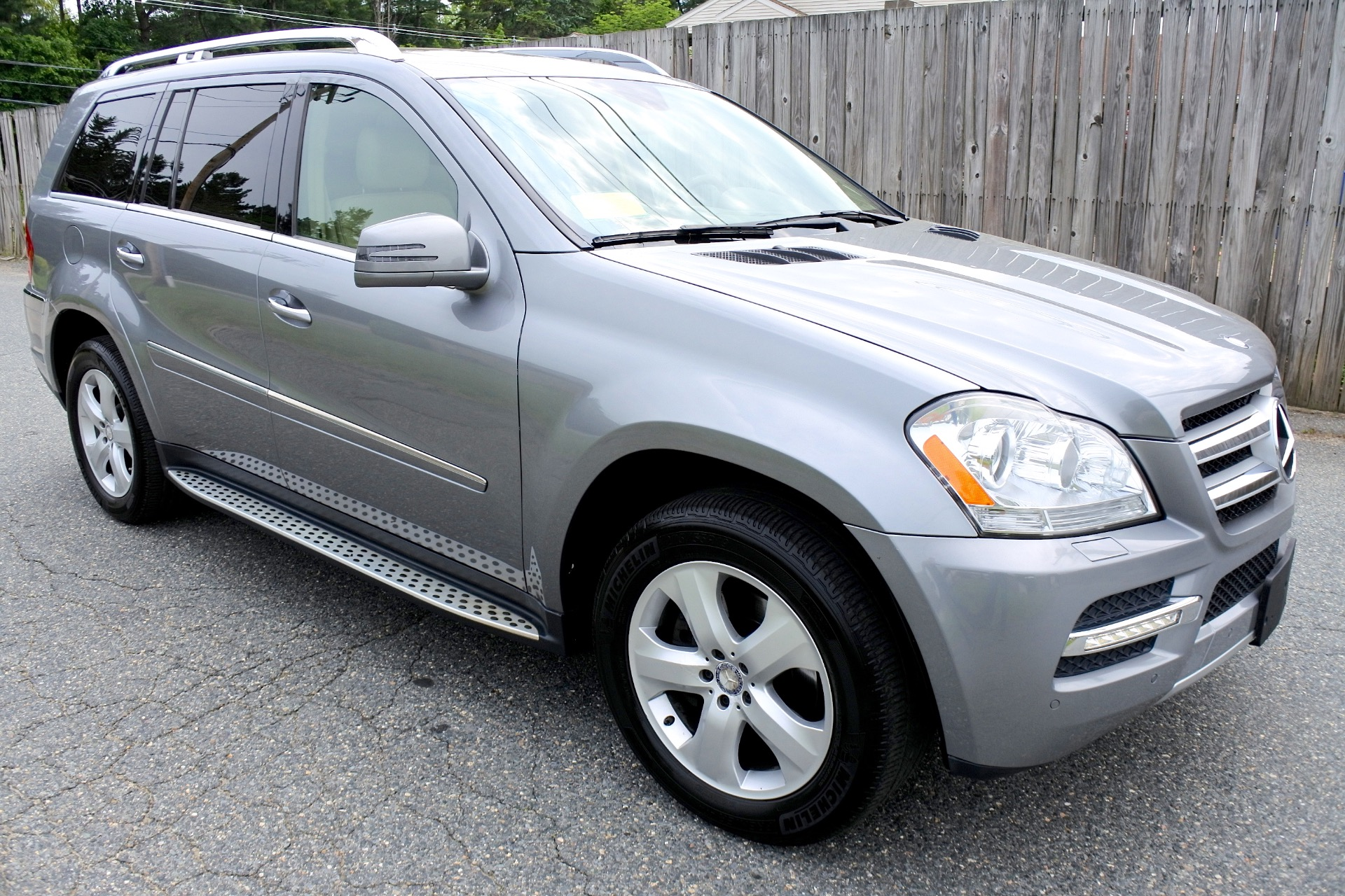 Used 2012 Mercedes-Benz Gl-class 4MATIC 4dr GL450 For Sale ...