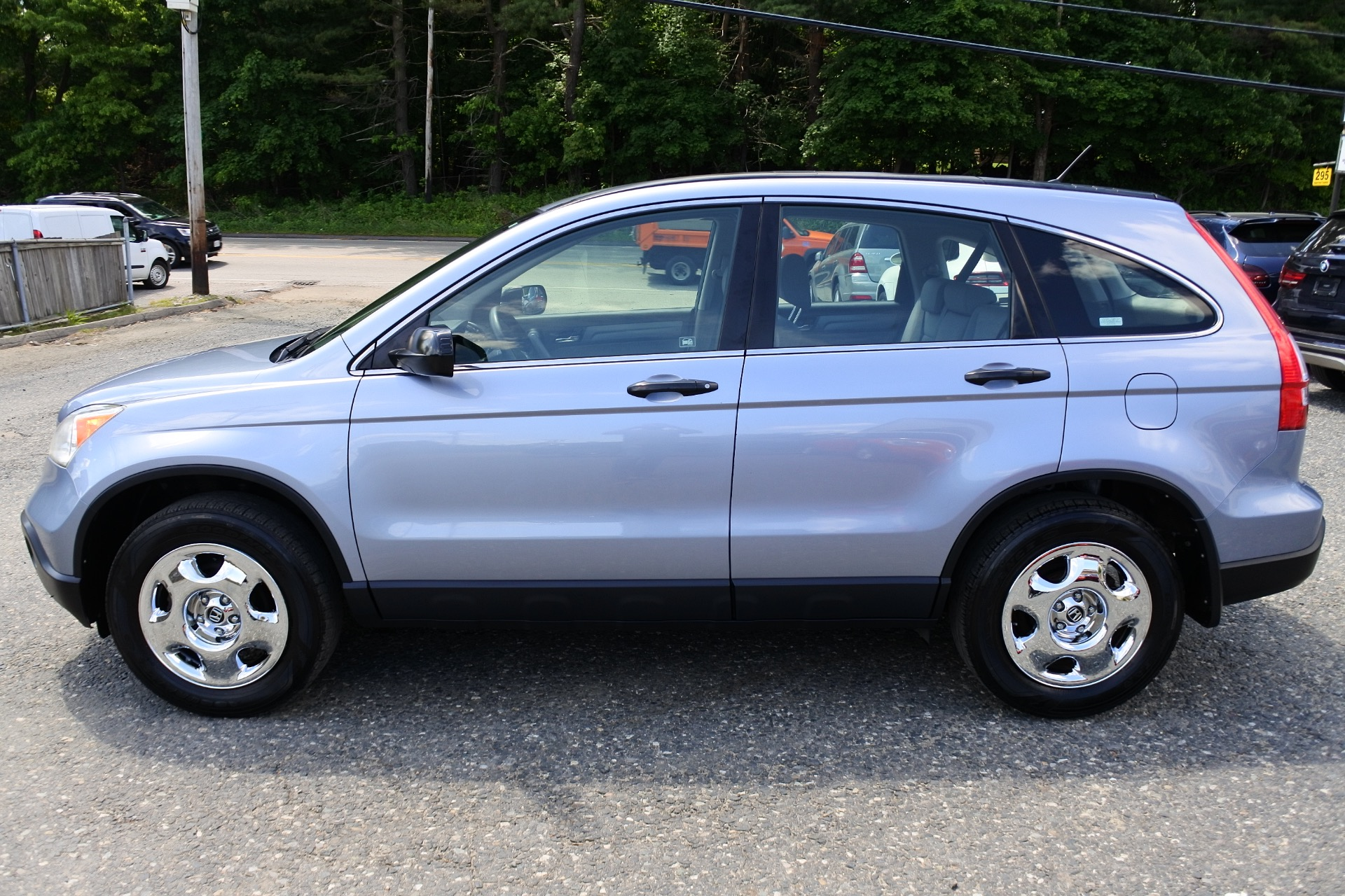 Used 2008 Honda Cr-v 4WD 5dr LX Used 2008 Honda Cr-v 4WD 5dr LX for sale  at Metro West Motorcars LLC in Shrewsbury MA 2