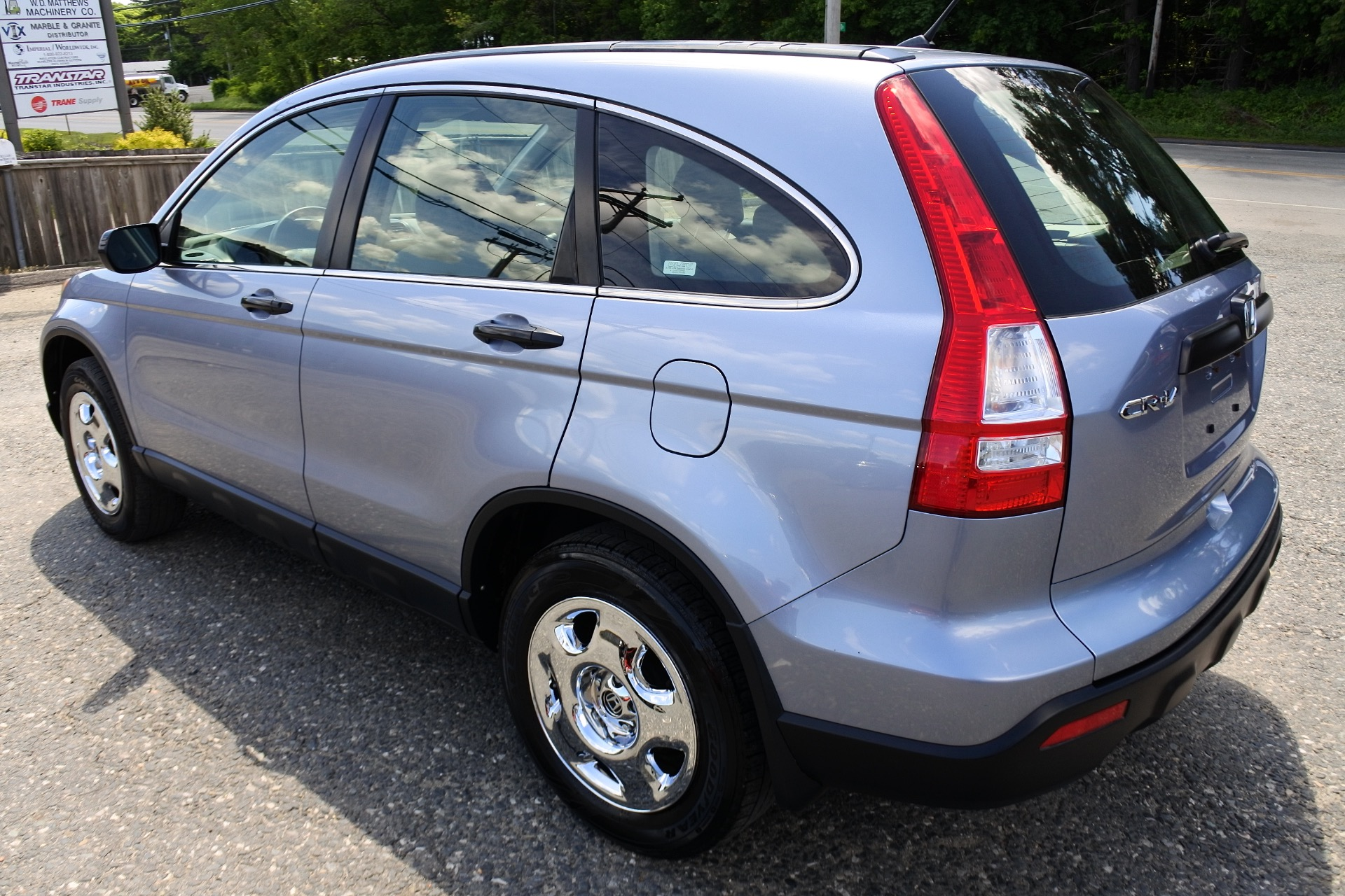Used 2008 Honda Cr-v 4WD 5dr LX Used 2008 Honda Cr-v 4WD 5dr LX for sale  at Metro West Motorcars LLC in Shrewsbury MA 3
