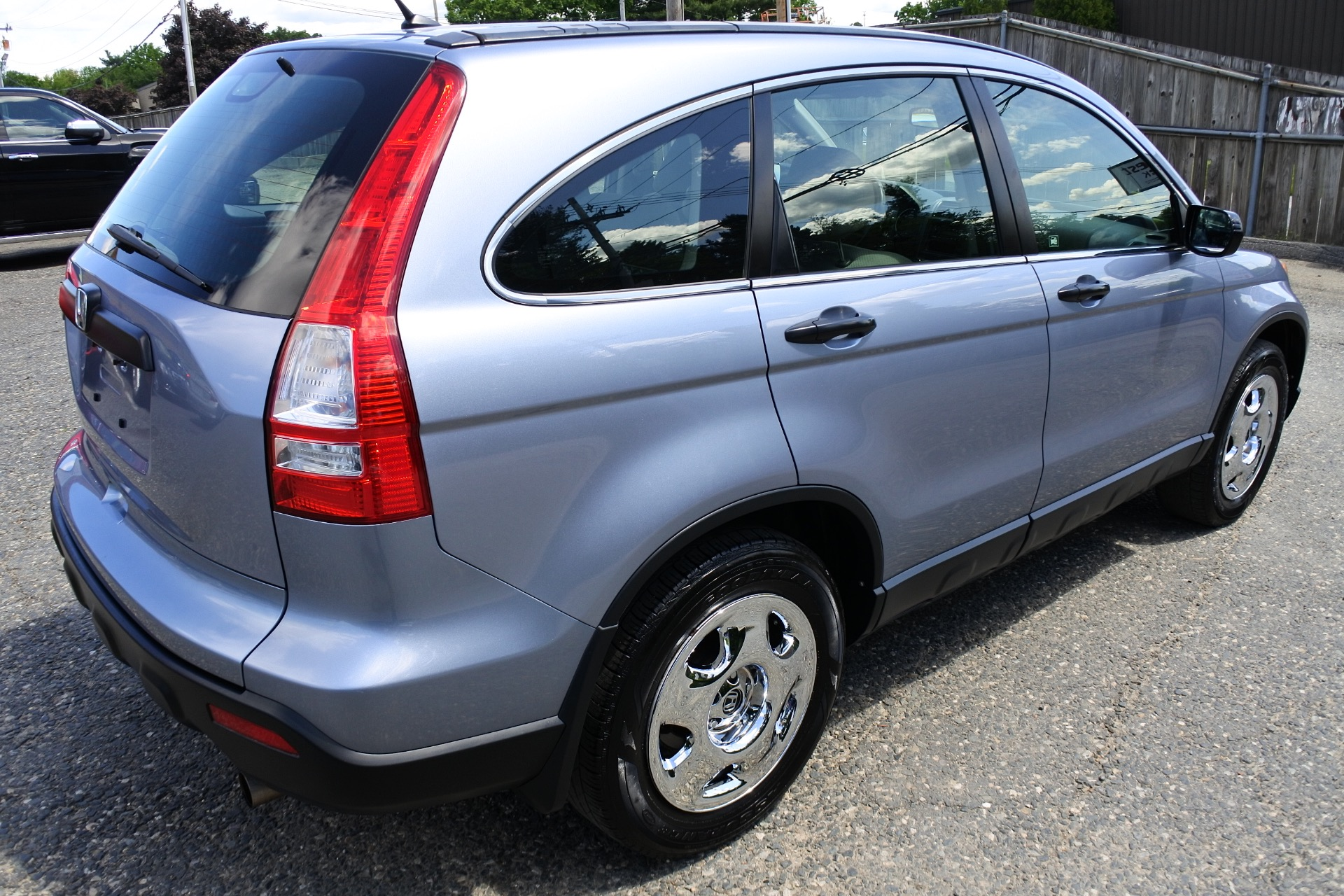 Used 2008 Honda Cr-v 4WD 5dr LX Used 2008 Honda Cr-v 4WD 5dr LX for sale  at Metro West Motorcars LLC in Shrewsbury MA 5