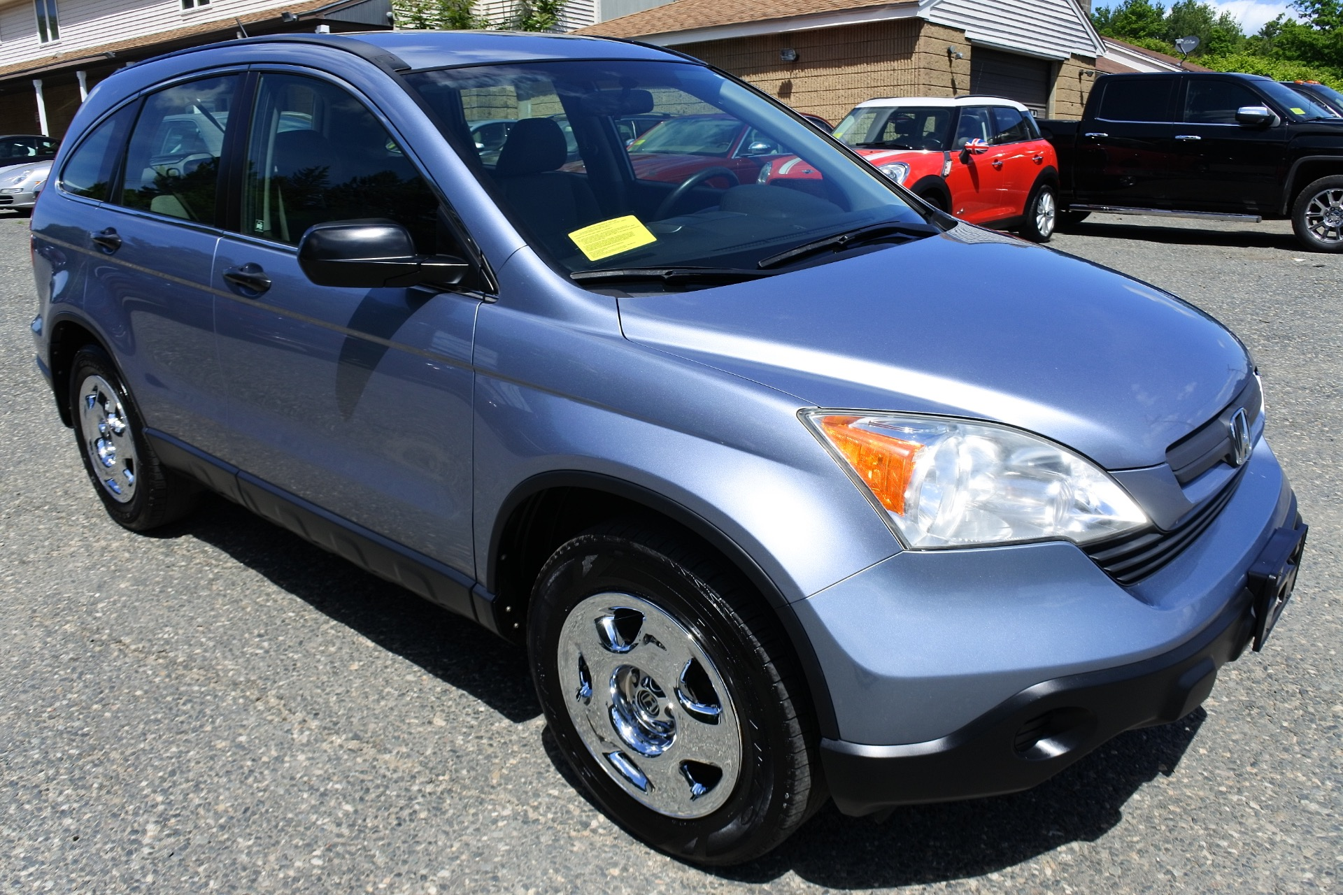 Used 2008 Honda Cr-v 4WD 5dr LX Used 2008 Honda Cr-v 4WD 5dr LX for sale  at Metro West Motorcars LLC in Shrewsbury MA 7