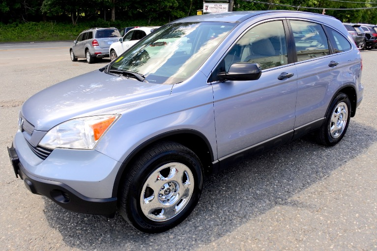 Used 2008 Honda Cr-v 4WD 5dr LX Used 2008 Honda Cr-v 4WD 5dr LX for sale  at Metro West Motorcars LLC in Shrewsbury MA 1