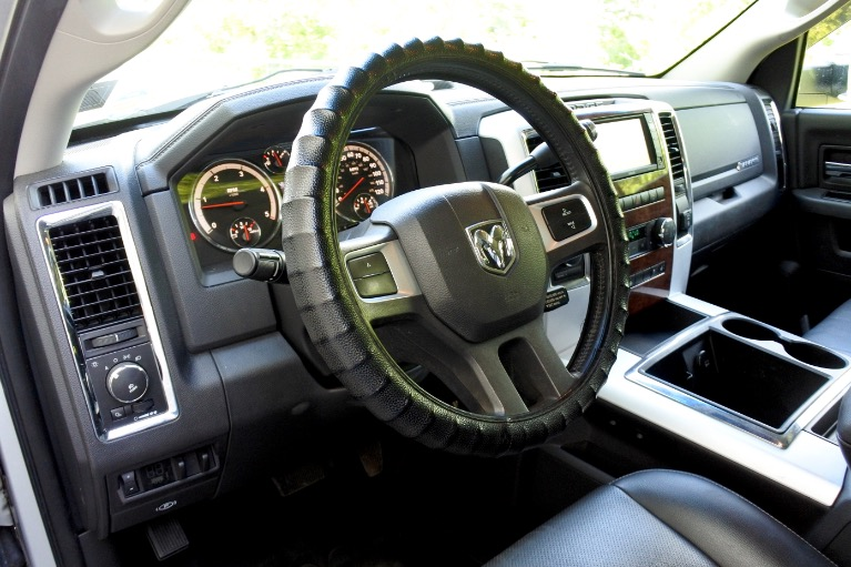 Used 2010 Dodge Ram 3500 4WD Crew Cab 149' Laramie Used 2010 Dodge Ram 3500 4WD Crew Cab 149' Laramie for sale  at Metro West Motorcars LLC in Shrewsbury MA 11