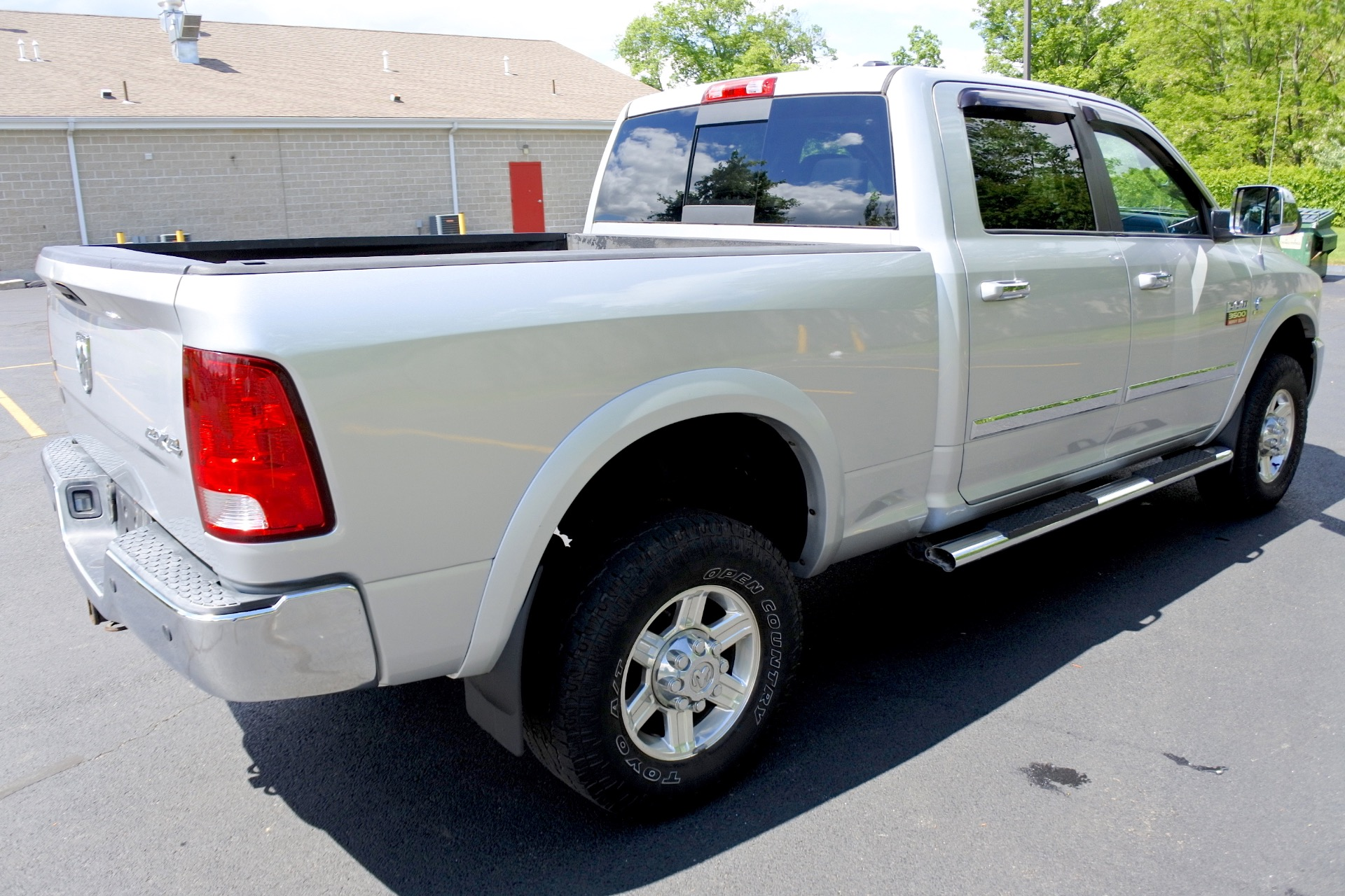 Used 2010 Dodge Ram 3500 4WD Crew Cab 149' Laramie Used 2010 Dodge Ram 3500 4WD Crew Cab 149' Laramie for sale  at Metro West Motorcars LLC in Shrewsbury MA 5