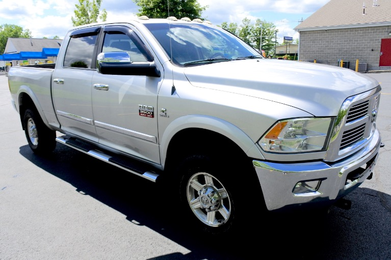 Used 2010 Dodge Ram 3500 4WD Crew Cab 149' Laramie Used 2010 Dodge Ram 3500 4WD Crew Cab 149' Laramie for sale  at Metro West Motorcars LLC in Shrewsbury MA 7