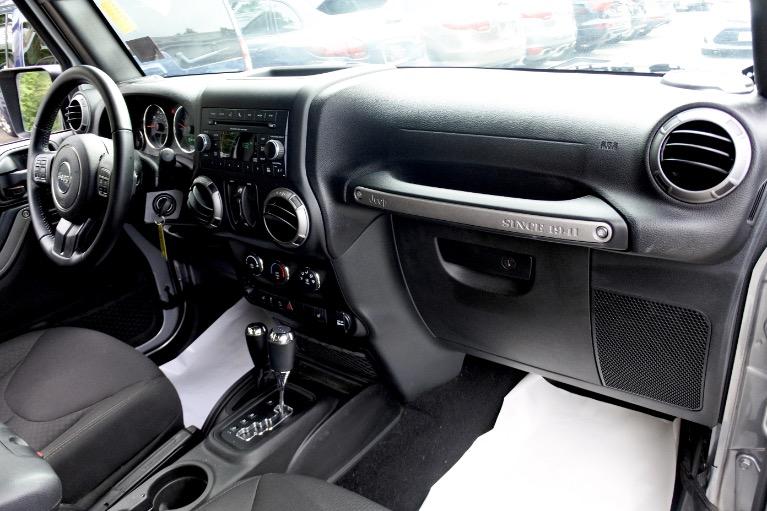 Used 2017 Jeep Wrangler Unlimited Sport 4x4 Used 2017 Jeep Wrangler Unlimited Sport 4x4 for sale  at Metro West Motorcars LLC in Shrewsbury MA 18