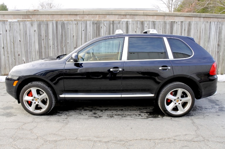 Used 2006 Porsche Cayenne Turbo S Awd For Sale 12800