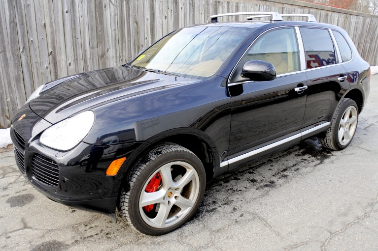 Used Used 2006 Porsche Cayenne Turbo S AWD for sale $12,800 at Metro West Motorcars LLC in Shrewsbury MA