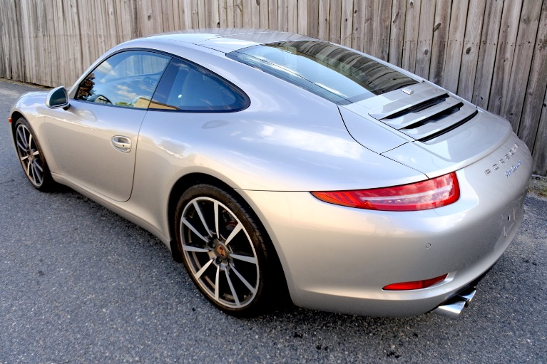 Used 2012 Porsche 911 Carrera Used 2012 Porsche 911 Carrera for sale  at Metro West Motorcars LLC in Shrewsbury MA 3