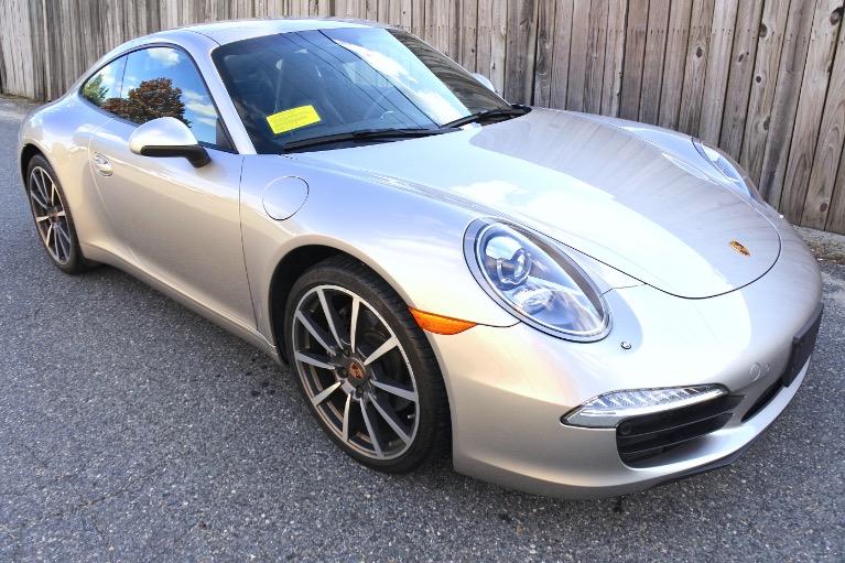 Used 2012 Porsche 911 Carrera Used 2012 Porsche 911 Carrera for sale  at Metro West Motorcars LLC in Shrewsbury MA 7