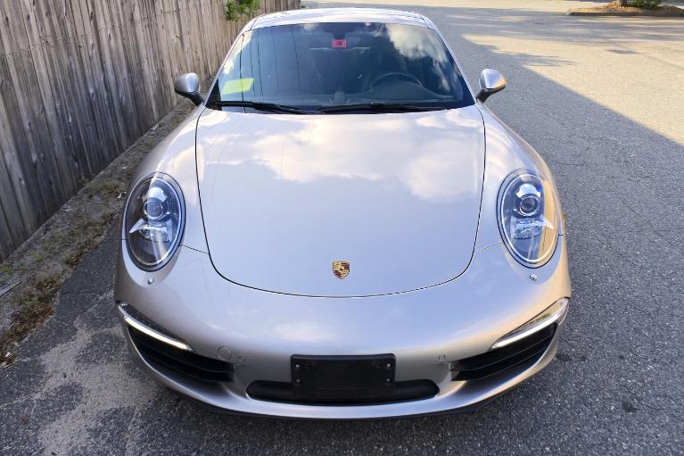 Used 2012 Porsche 911 Carrera Used 2012 Porsche 911 Carrera for sale  at Metro West Motorcars LLC in Shrewsbury MA 8