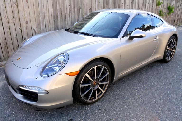 Used 2012 Porsche 911 Carrera Used 2012 Porsche 911 Carrera for sale  at Metro West Motorcars LLC in Shrewsbury MA 1