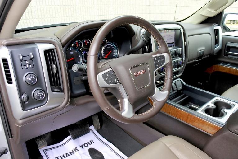 Used 2018 GMC Sierra 1500 4WD Crew Cab 143.5' SLT Used 2018 GMC Sierra 1500 4WD Crew Cab 143.5' SLT for sale  at Metro West Motorcars LLC in Shrewsbury MA 12