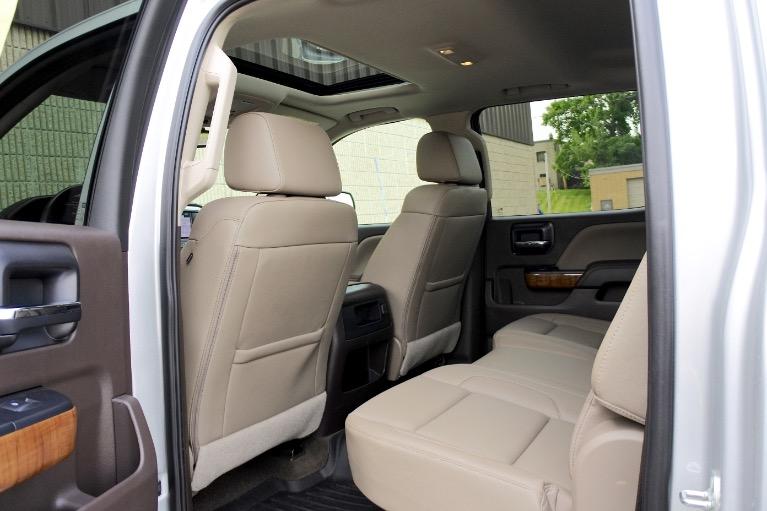 Used 2018 GMC Sierra 1500 4WD Crew Cab 143.5' SLT Used 2018 GMC Sierra 1500 4WD Crew Cab 143.5' SLT for sale  at Metro West Motorcars LLC in Shrewsbury MA 14