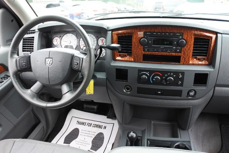 Used 2006 Dodge Ram 2500 4dr Quad Cab 140.5 4WD SLT Used 2006 Dodge Ram 2500 4dr Quad Cab 140.5 4WD SLT for sale  at Metro West Motorcars LLC in Shrewsbury MA 10