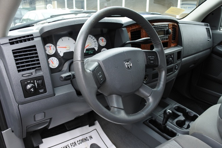 Used 2006 Dodge Ram 2500 4dr Quad Cab 140.5 4WD SLT Used 2006 Dodge Ram 2500 4dr Quad Cab 140.5 4WD SLT for sale  at Metro West Motorcars LLC in Shrewsbury MA 12