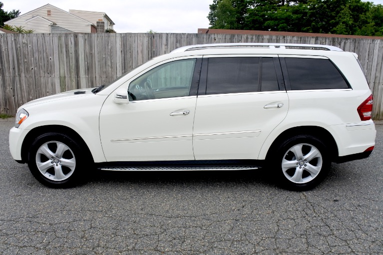 Used 2012 Mercedes-Benz Gl-class 4MATIC 4dr GL450 Used 2012 Mercedes-Benz Gl-class 4MATIC 4dr GL450 for sale  at Metro West Motorcars LLC in Shrewsbury MA 2