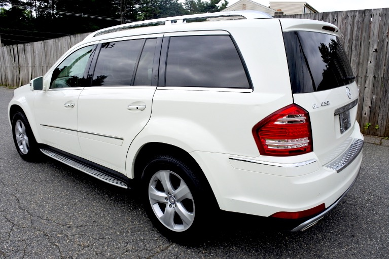 Used 2012 Mercedes-Benz Gl-class 4MATIC 4dr GL450 Used 2012 Mercedes-Benz Gl-class 4MATIC 4dr GL450 for sale  at Metro West Motorcars LLC in Shrewsbury MA 3