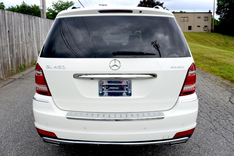 Used 2012 Mercedes-Benz Gl-class 4MATIC 4dr GL450 Used 2012 Mercedes-Benz Gl-class 4MATIC 4dr GL450 for sale  at Metro West Motorcars LLC in Shrewsbury MA 4