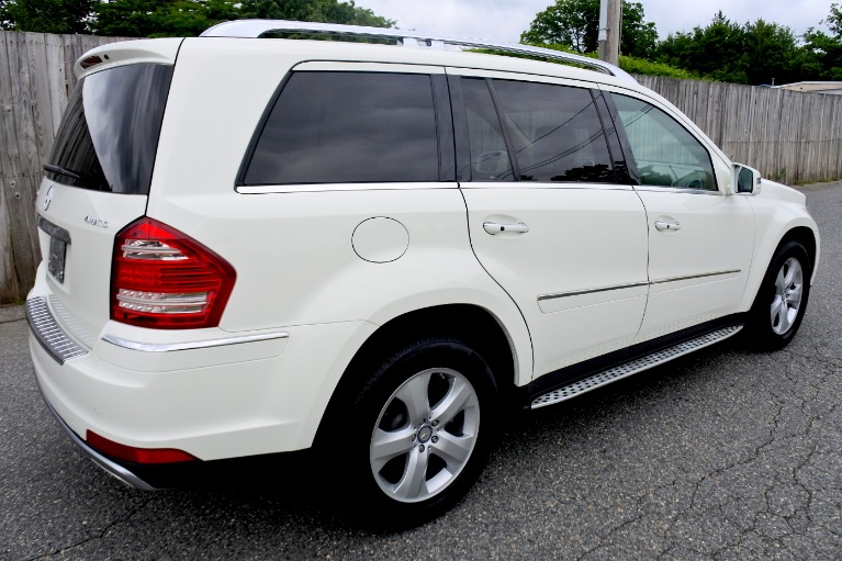 Used 2012 Mercedes-Benz Gl-class 4MATIC 4dr GL450 Used 2012 Mercedes-Benz Gl-class 4MATIC 4dr GL450 for sale  at Metro West Motorcars LLC in Shrewsbury MA 5