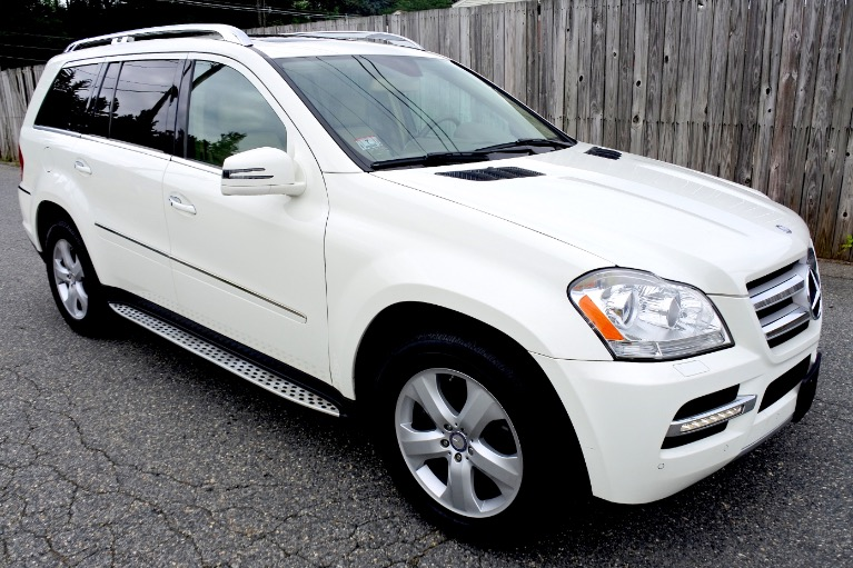 Used 2012 Mercedes-Benz Gl-class 4MATIC 4dr GL450 Used 2012 Mercedes-Benz Gl-class 4MATIC 4dr GL450 for sale  at Metro West Motorcars LLC in Shrewsbury MA 7