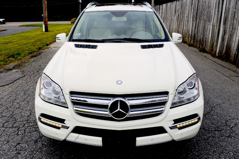 Used 2012 Mercedes-Benz Gl-class 4MATIC 4dr GL450 Used 2012 Mercedes-Benz Gl-class 4MATIC 4dr GL450 for sale  at Metro West Motorcars LLC in Shrewsbury MA 8