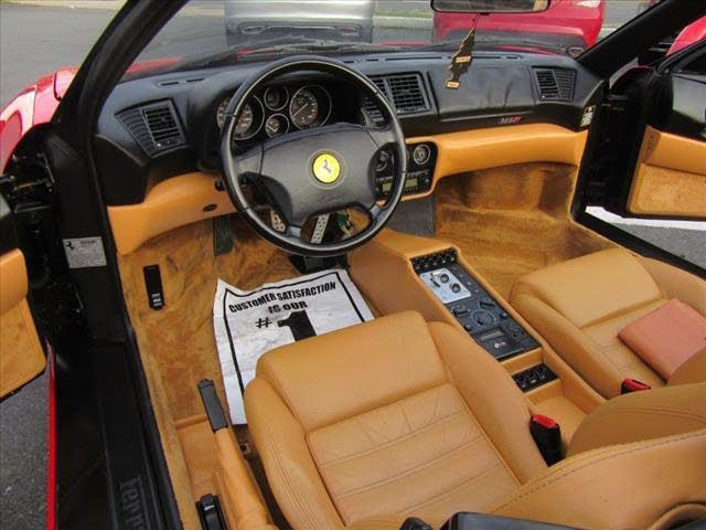 Used 1999 Ferrari F355 F1 Spider F1 Used 1999 Ferrari F355 F1 Spider F1 for sale  at Metro West Motorcars LLC in Shrewsbury MA 7
