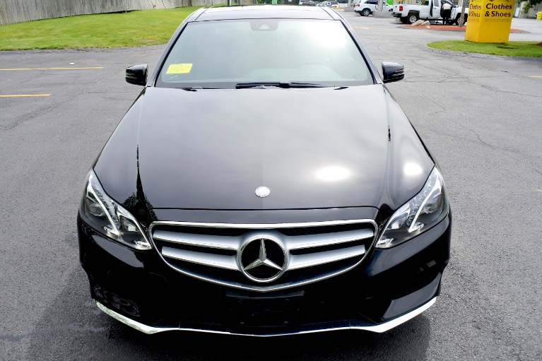 Used 2016 Mercedes-Benz E-class E400 4MATIC AMG Used 2016 Mercedes-Benz E-class E400 4MATIC AMG for sale  at Metro West Motorcars LLC in Shrewsbury MA 8