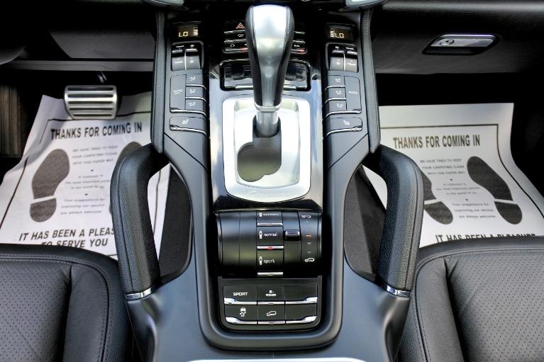 Used 2012 Porsche Cayenne S Hybrid Used 2012 Porsche Cayenne S Hybrid for sale  at Metro West Motorcars LLC in Shrewsbury MA 12