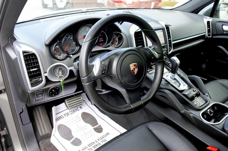 Used 2012 Porsche Cayenne S Hybrid Used 2012 Porsche Cayenne S Hybrid for sale  at Metro West Motorcars LLC in Shrewsbury MA 13